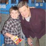 With John Goodman